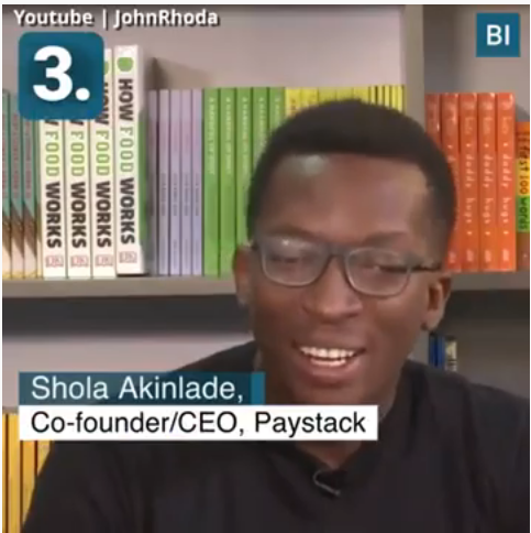 IT Success Story of Young Africans